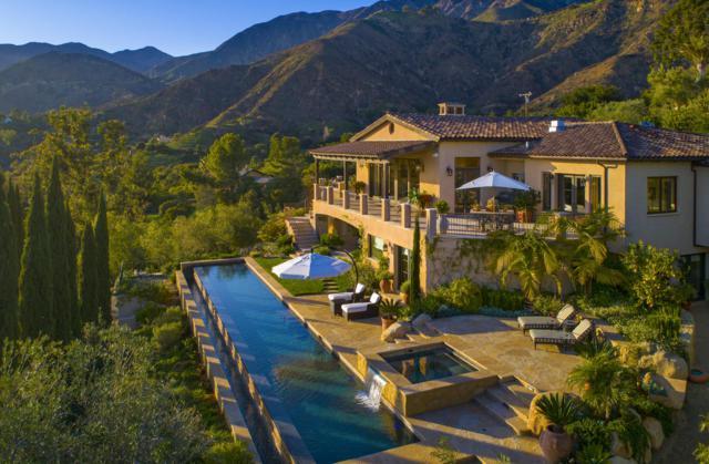 3077 Hidden Valley Ln, Santa Barbara, CA 93108 (MLS #19-1668) :: The Epstein Partners