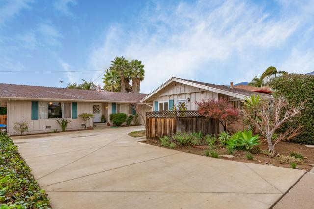 339 Rosario Dr, Santa Barbara, CA 93110 (MLS #19-168) :: The Epstein Partners
