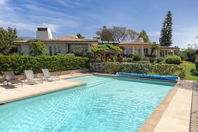 977 Via Los Padres, Santa Barbara, CA 93111 (MLS #19-1690) :: The Epstein Partners