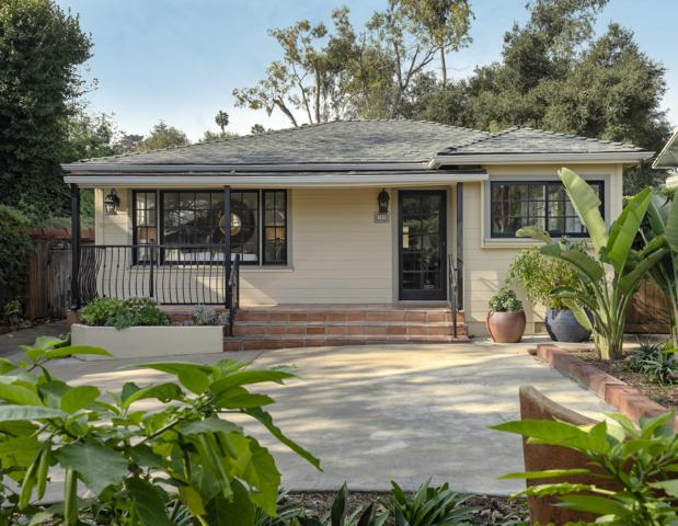 316 W Alamar Ave, Santa Barbara, CA 93105 (MLS #19-172) :: The Epstein Partners