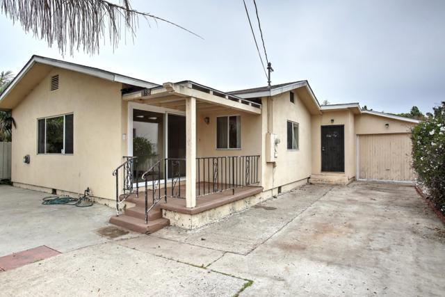 1133 Quinientos St, Santa Barbara, CA 93103 (MLS #19-1728) :: The Epstein Partners