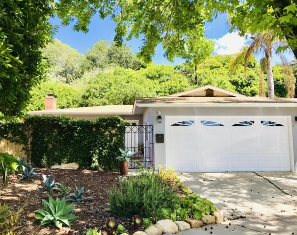 4694 Tajo Dr, Santa Barbara, CA 93110 (MLS #19-1768) :: Chris Gregoire & Chad Beuoy Real Estate
