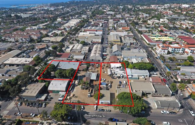617-625 E Gutierrez St, Santa Barbara, CA 93103 (MLS #19-1784) :: The Epstein Partners