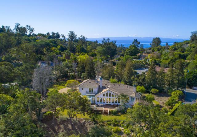 355 Sierra Vista Road, Santa Barbara, CA 93108 (MLS #19-1786) :: The Epstein Partners