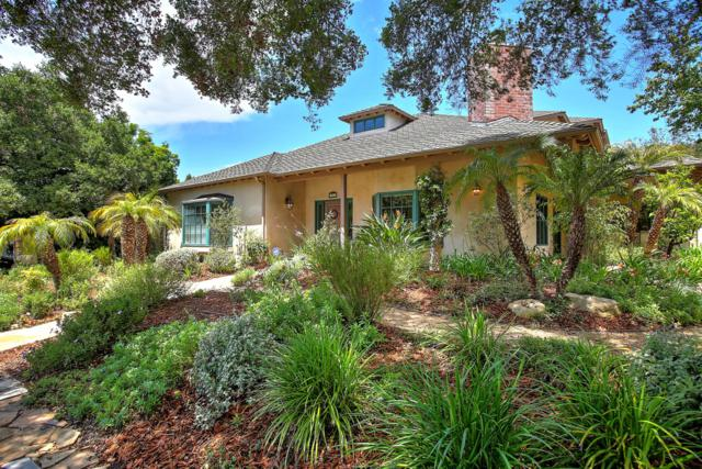 2822 Puesta Del Sol, Santa Barbara, CA 93105 (MLS #19-1793) :: The Zia Group