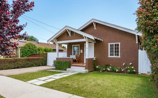 18 S Voluntario St, Santa Barbara, CA 93103 (MLS #19-1798) :: The Epstein Partners