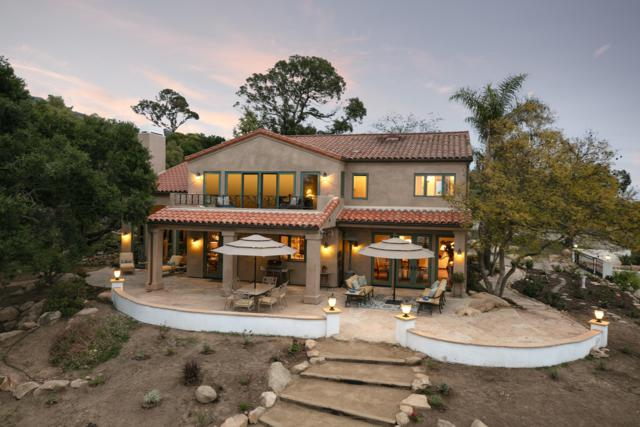 1404 Las Canoas Ln, Santa Barbara, CA 93105 (MLS #19-1802) :: The Epstein Partners