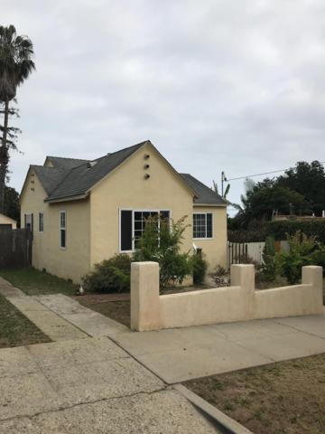 1414 Carpinteria St, Santa Barbara, CA 93103 (MLS #19-1805) :: The Epstein Partners