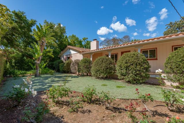 2414 Anacapa St, Santa Barbara, CA 93105 (MLS #19-1818) :: The Epstein Partners