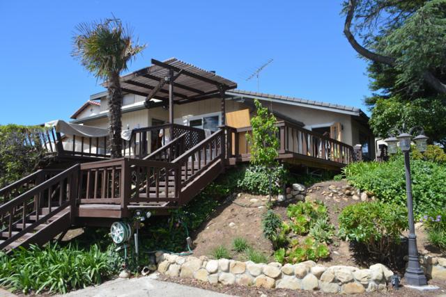466 El Sueno, Santa Barbara, CA 93110 (MLS #19-1831) :: The Zia Group
