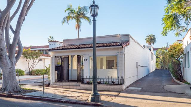 125 E Carrillo St, Santa Barbara, CA 93101 (MLS #19-1832) :: The Zia Group
