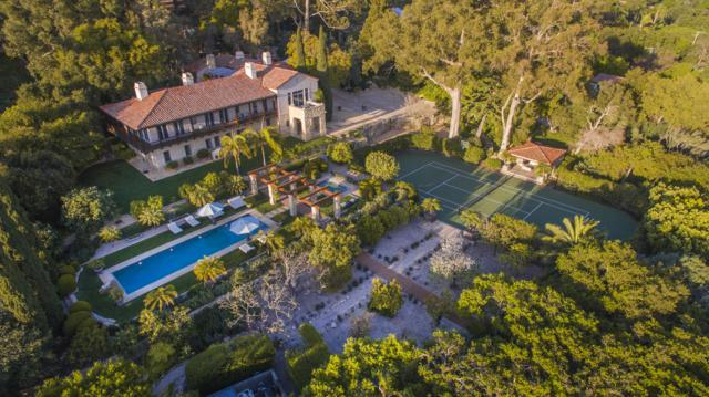 895 Buena Vista Dr, Montecito, CA 93108 (MLS #19-1850) :: The Zia Group