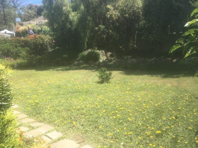 820 Flora Vista Dr, Santa Barbara, CA 93109 (MLS #19-1852) :: The Zia Group