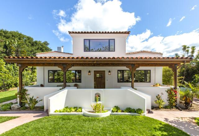 2210 Carlton Way, Santa Barbara, CA 93109 (MLS #19-1853) :: The Zia Group