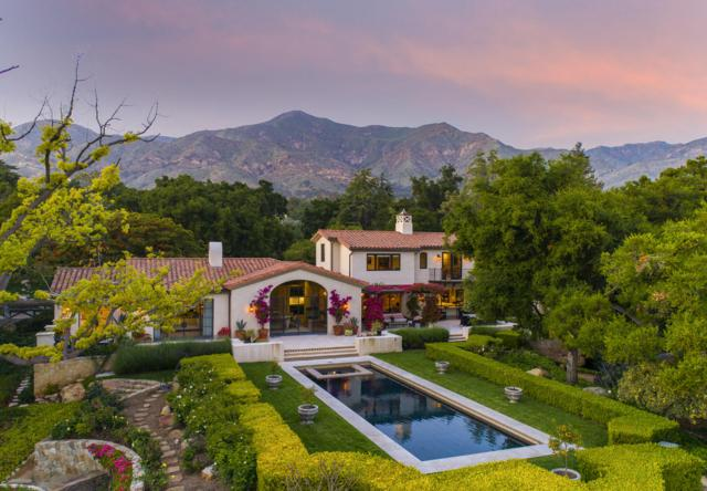 760 Riven Rock Rd, Montecito, CA 93108 (MLS #19-1855) :: The Zia Group
