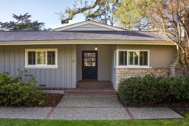 915 Camino Medio, Santa Barbara, CA 93110 (MLS #19-188) :: The Epstein Partners