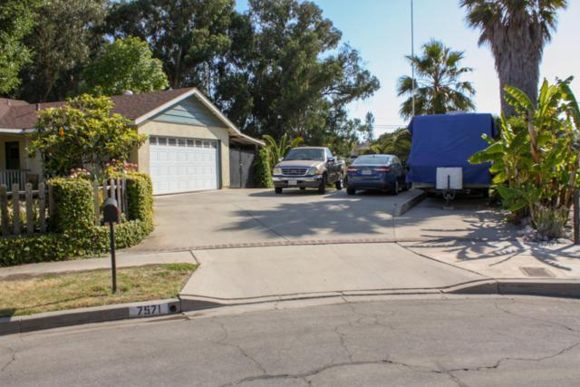 7571 San Cassino Way, Goleta, CA 93117 (MLS #19-1928) :: The Zia Group