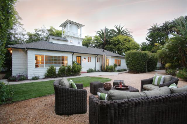 15 Miramar Ave, Montecito, CA 93108 (MLS #19-1953) :: Chris Gregoire & Chad Beuoy Real Estate