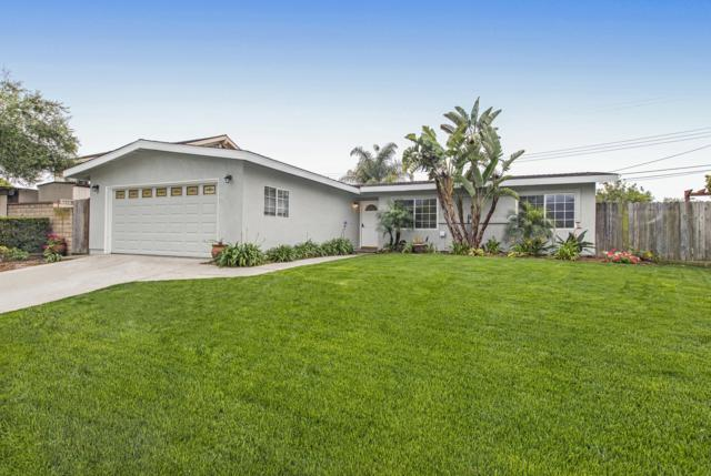 5405 Shemara St, Carpinteria, CA 93013 (MLS #19-1957) :: The Zia Group