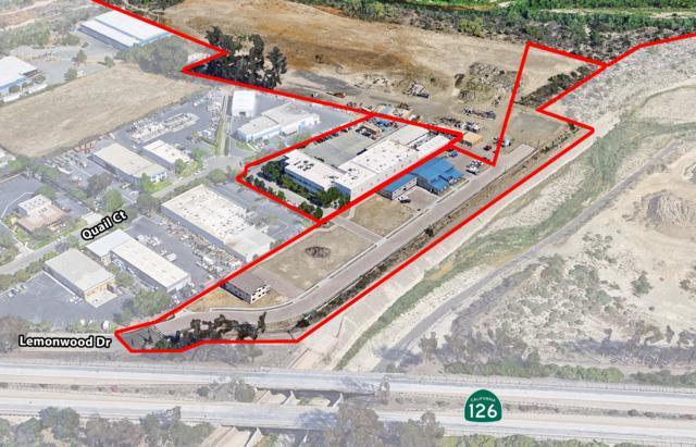270 Quail Ct & Lemonwood Dr Properties, Santa Paula, CA 93060 (MLS #19-1970) :: The Zia Group