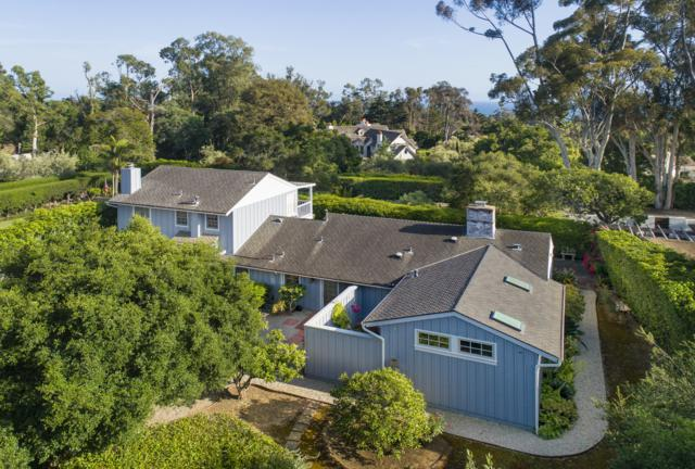 1180 High Rd, Montecito, CA 93108 (MLS #19-1985) :: The Zia Group