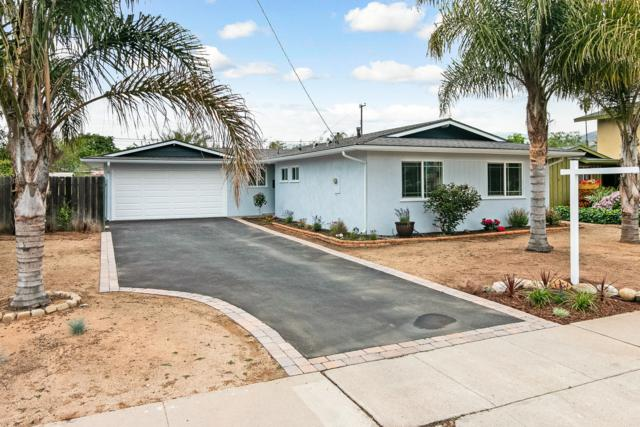 1341 Tomol Dr, Carpinteria, CA 93013 (MLS #19-1992) :: The Zia Group
