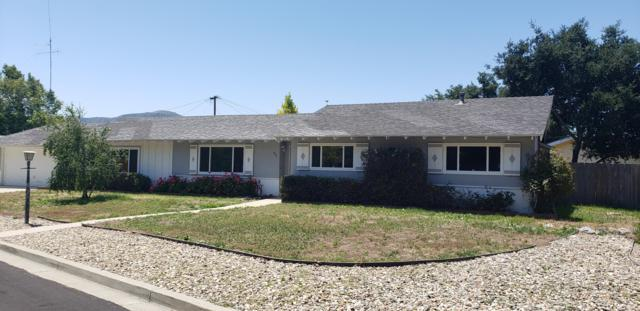 493 Scandia Dr, Buellton, CA 93427 (MLS #19-2009) :: The Zia Group