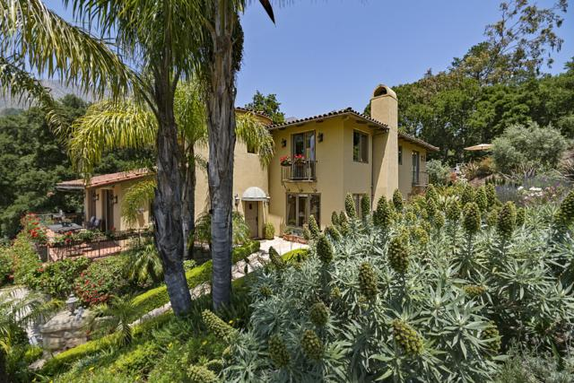 2931 Hidden Valley Ln, Santa Barbara, CA 93108 (MLS #19-2020) :: The Zia Group