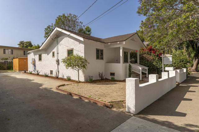1115 Indio Muerto St, Santa Barbara, CA 93103 (MLS #19-2027) :: The Epstein Partners