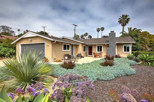 640 Juanita Ave, Santa Barbara, CA 93109 (MLS #19-2033) :: The Epstein Partners