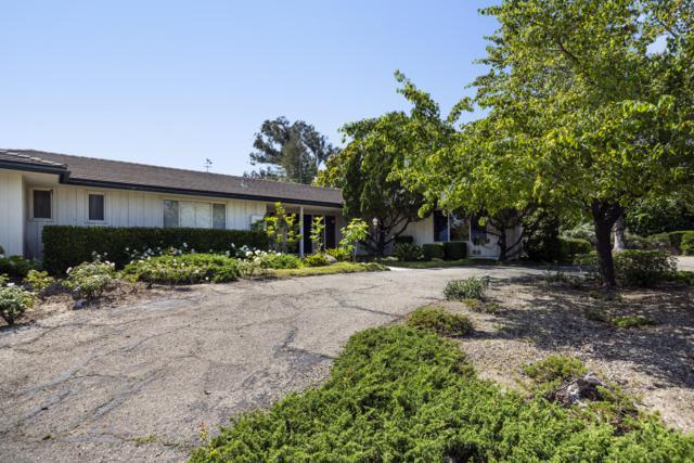 607 Stone Meadow Ln, Santa Barbara, CA 93108 (MLS #19-2043) :: The Zia Group