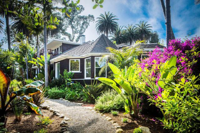 1 Miramar Ave, Montecito, CA 93108 (MLS #19-2059) :: The Zia Group