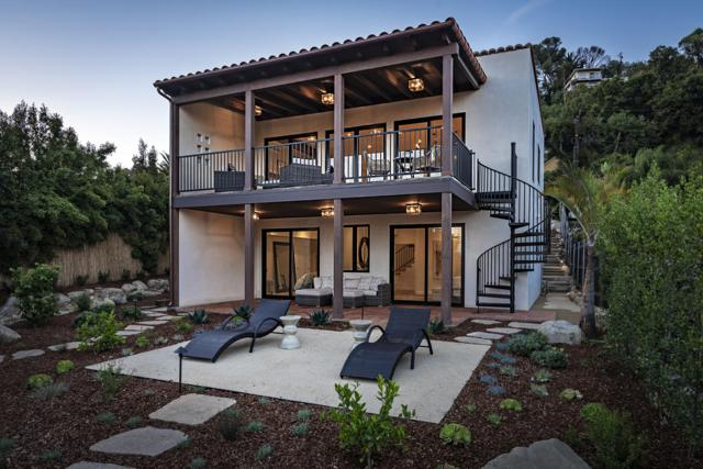 849 Cheltenham Rd, Santa Barbara, CA 93105 (MLS #19-2066) :: The Epstein Partners