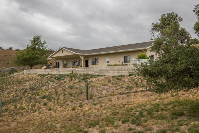 615&625 Bobcat Springs Road, Buellton, CA 93427 (MLS #19-2087) :: The Epstein Partners