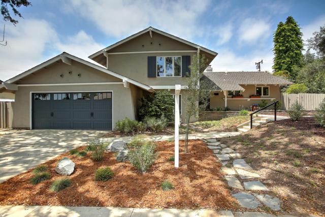 5540 Cathedral Oaks Rd, Santa Barbara, CA 93111 (MLS #19-2100) :: The Zia Group