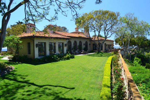 4260 Cresta Ave, Santa Barbara, CA 93110 (MLS #19-2101) :: The Zia Group
