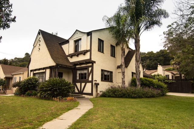 1025 W Micheltorena St, Santa Barbara, CA 93101 (MLS #19-2112) :: The Zia Group