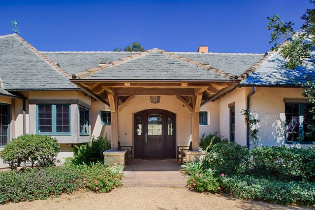2220 E Valley Rd, Santa Barbara, CA 93108 (MLS #19-2114) :: The Zia Group