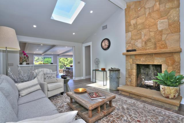 575 Barker Pass Road, Montecito, CA 93108 (MLS #19-2127) :: The Zia Group