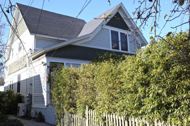 1121 Bath St, Santa Barbara, CA 93101 (MLS #19-216) :: The Epstein Partners