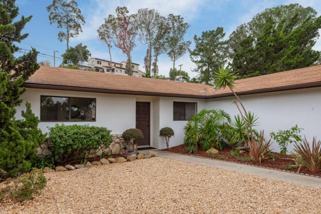 1255 Kenwood Rd, Santa Barbara, CA 93109 (MLS #19-2172) :: The Epstein Partners