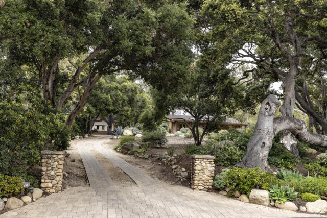 2960 Torito Rd, Santa Barbara, CA 93108 (MLS #19-2211) :: The Epstein Partners