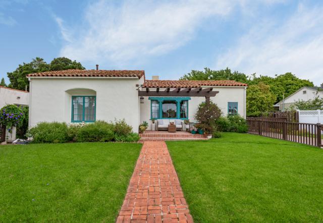 3020 Puesta Del Sol, Santa Barbara, CA 93105 (MLS #19-2224) :: The Epstein Partners