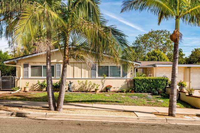340 Consuelo Dr, Santa Barbara, CA 93110 (MLS #19-2227) :: The Epstein Partners