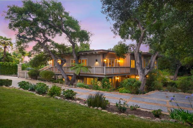 1387 School House Rd, Montecito, CA 93108 (MLS #19-2231) :: The Epstein Partners