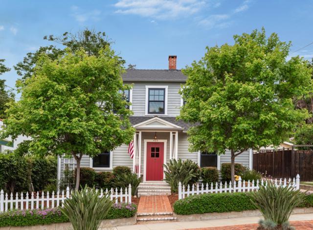 423 Montgomery St, Santa Barbara, CA 93103 (MLS #19-2242) :: The Epstein Partners