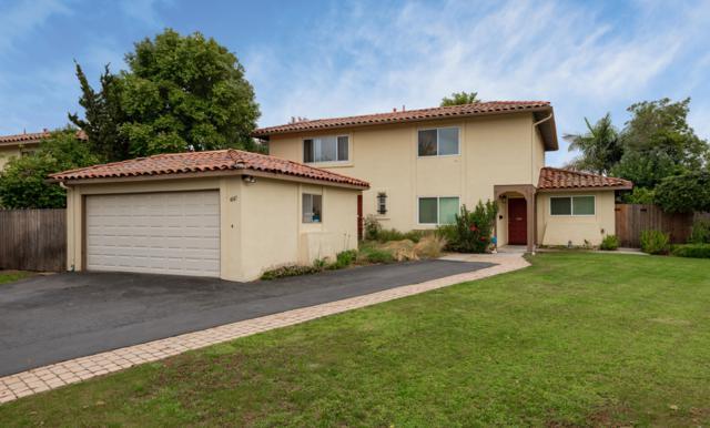 4147 Via Andorra B, Santa Barbara, CA 93110 (MLS #19-2251) :: The Epstein Partners