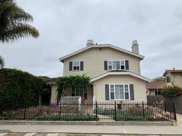 918 E Ortega St, Santa Barbara, CA 93103 (MLS #19-2255) :: The Epstein Partners