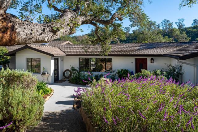 2136 Foothill Ln, Santa Barbara, CA 93105 (MLS #19-2260) :: The Epstein Partners