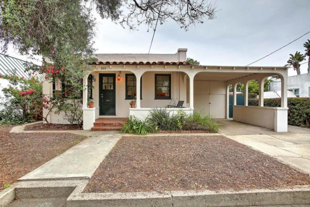 905 W Mission, Santa Barbara, CA 93101 (MLS #19-2266) :: The Zia Group